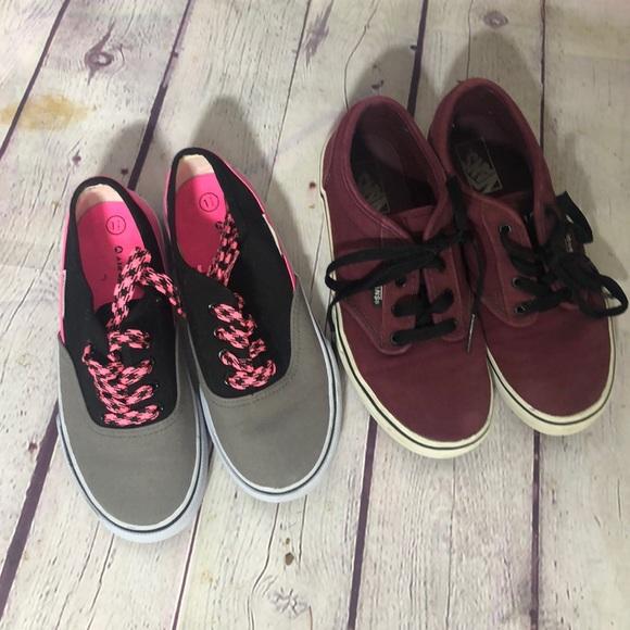 Vans Girls Shoes